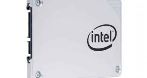 SSD 540s Series d'Intel