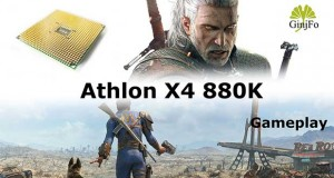 Athlon X4 880K Gameplay en Full HD