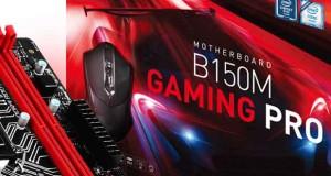 Carte mère MSI B150M Gaming Pro