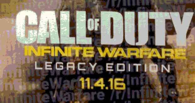 Call of Duty: Infinite Warfare ?