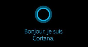 L'assistant personnel Cortana de Microsoft sous Windows 10a