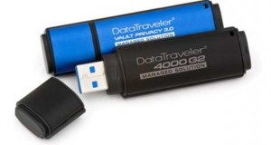 Clé USB DataTraveler 4000G2 de Kingston