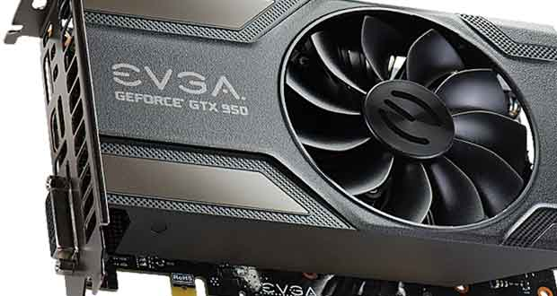 GeForce GTX 950 Low Power