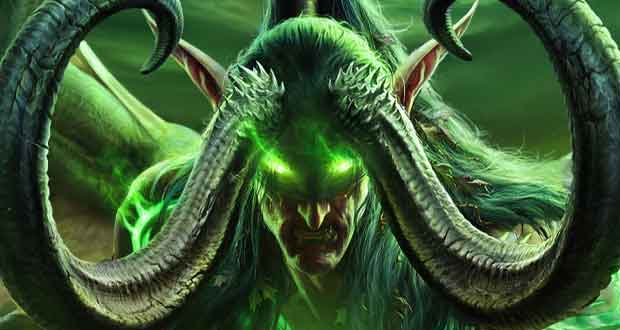 L'extension Legion de World Of Warcraft