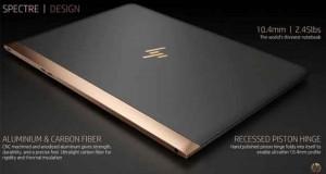 Ordinateur portable HP Spectre