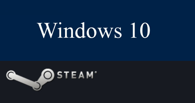 Steam, Windows 10