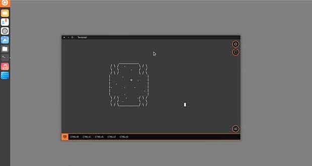 Ubuntu 16.04 / Unity 8 Full Screen (Staged) Mode!