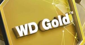 Disque dur WD Gold pour centre de données