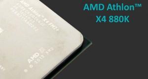 Processeur AMD Athlon X4 880K