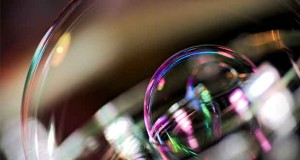 Dans ma bulle de Christophe Weibel