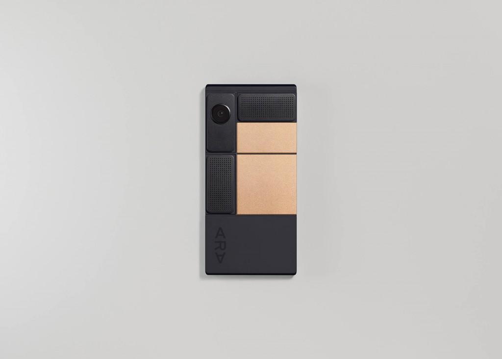 Projet Ara de Google - Le smartphone Modulaire
