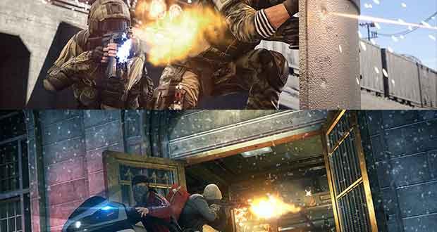 Battlefield 4 et Battlefield Hardline, EA Games offre les DLC Dragon's Teeth et Robbery