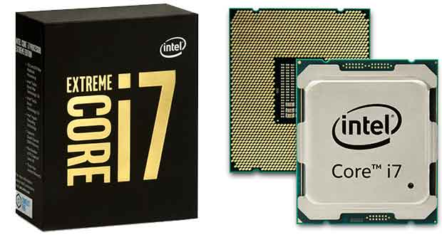 Processeur Intel Core i7-6950x Broadwell-E