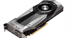 GeForce GTX 1080 de Nvidia