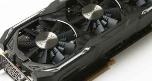 GeForce GTX 1080 AMP Extreme de Zotac
