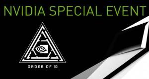 Nvidia Special Event - Mai 2016