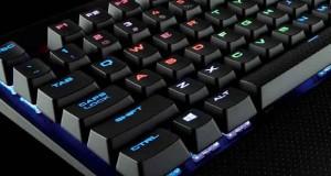 Clavier gaming K70 RGB RapidFire de Corsair