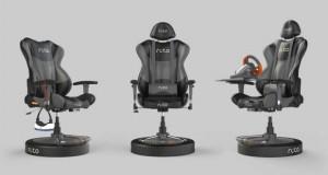 Chaise gaming, la Roto VR