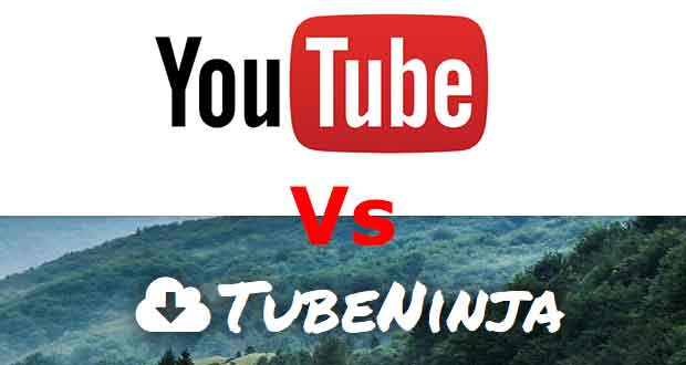 Youtube contre TubeNinja