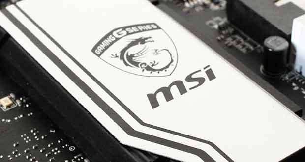 Carte mère MSI Z170A Krait Gaming