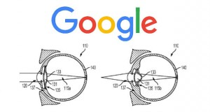 lentille de contact Intelligente Intraoculaire de Google