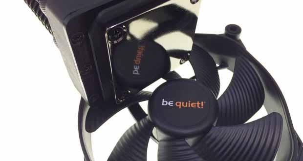 Watercooling AIO Silent Loop de Be Quiet