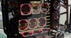 Ventilateur Aurora d'In Win - Photo Credits : hispazone