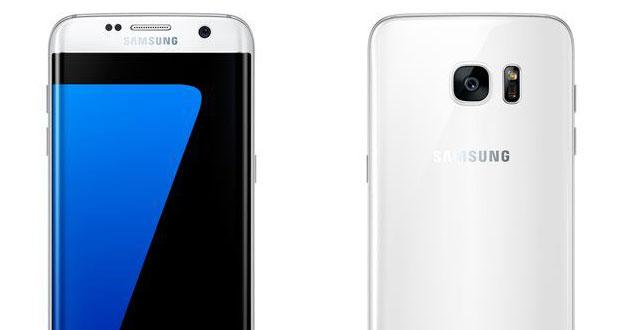 Smartphone Galaxy S7 Edge de Samsung