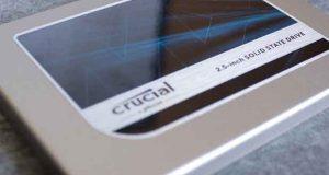 SSD Crucial MX300 750 Go