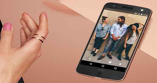Smartphone Lenovo Moto Z