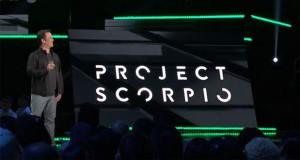 Projet Scorpio de Microsoft - Console XBox