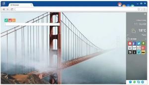 Navigateur Ur Browser