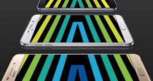 Smartphone Galaxy A9 Pro de Samsung