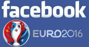 Facebook - Euro 2016