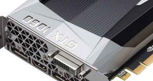 Carte graphique Nvidia GeForce GTX 1060