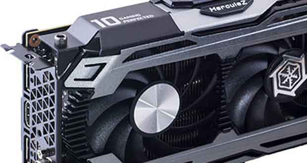 GeForce GTX 1060 iChill X3 d'Inno3D