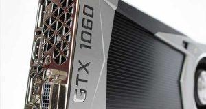 Carte graphique GeForce GTX 1060 Founders Edition