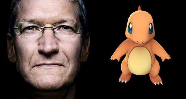 Tim Cook / Pokémon Go