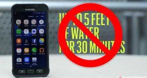 Galaxy S7 Active - Des soucis d'étanchéité