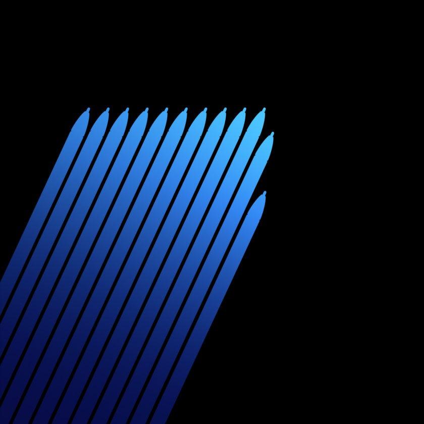 Favorit Galaxy Note 7, ses fonds d'écran sont disponibles en  MD23