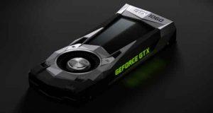 Carte graphique GeForce GTX 1060 de Nvidia