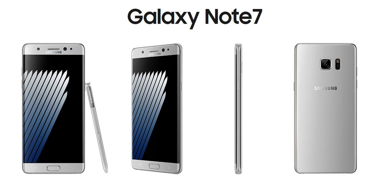 Galaxy Note 7, un smartphone fragile ? Test en vidéo - GinjFo