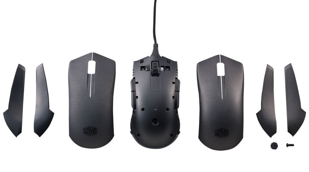 Souris Cooler Master MasterMouse Pro L
