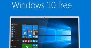 Windows 10 est toujours gratuit