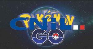 Pokémon Go / CNIL