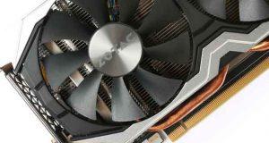 Carte graphique GeForce GTX 1060 AMP! Edition de Zotac