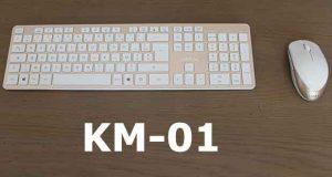 Kit clavier/souris TerminAI KM-01 de Lian li