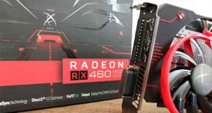 Carte graphique XFX Radeon RX 460 2GB GDDR5 True OC