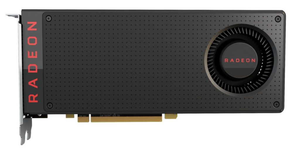 Carte graphique AMD Radeon RX 470