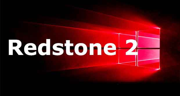 Windows 10 Redstone 2